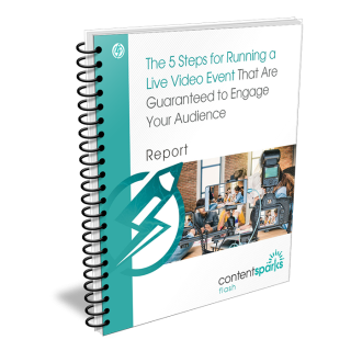 Live Video Marketing Flash