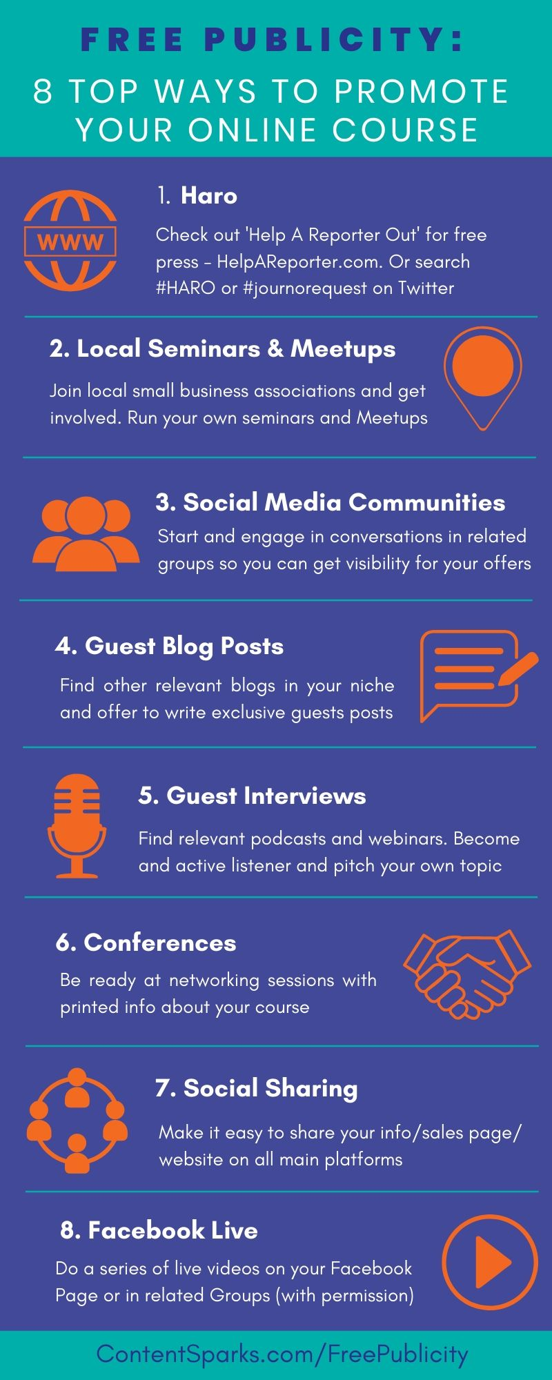 8 Top Ways to Promote Your Online Course 1
