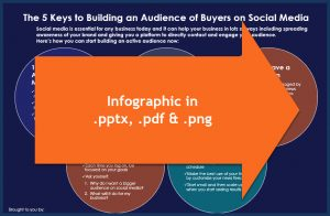 Build Your Audience Using Social Media - OptIn Infographic