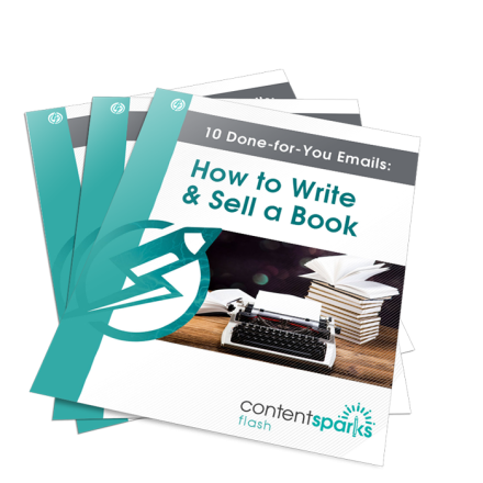WriteSellBookEmails eCover3D