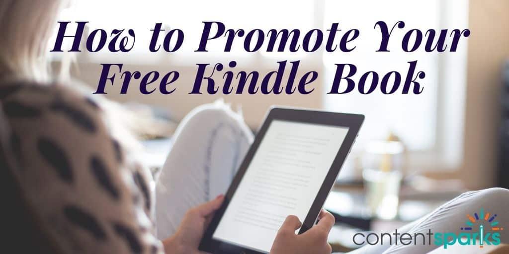 Blog Market Book Kindle Promo