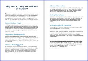 How to Get Interviewed on Podcasts - Blog Post 1