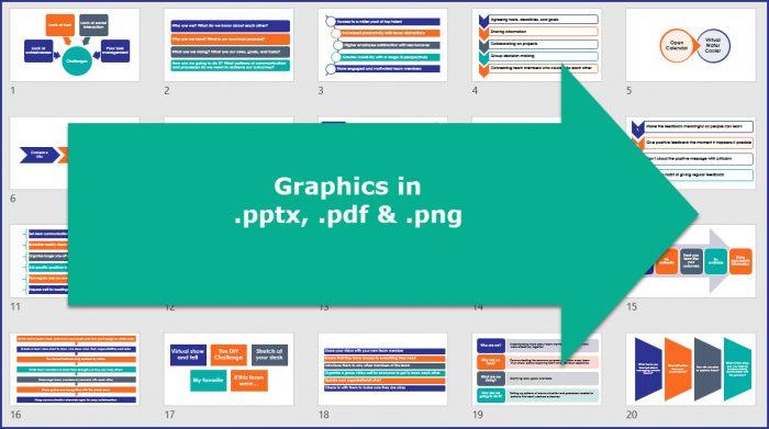 Managing Remote Teams - Graphics