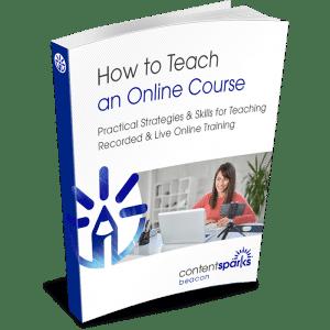 TeachOnlineCourse Beacon3D