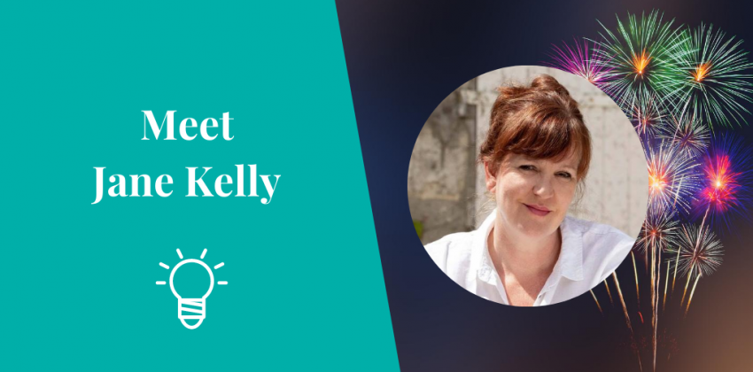 Meet Jane Kelly
