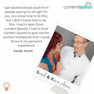Sarah Arrow Quotes 3