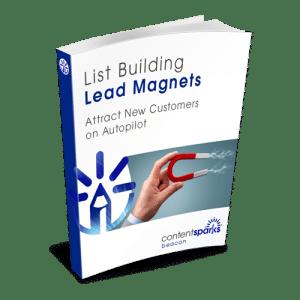 Lead Magnet 3d