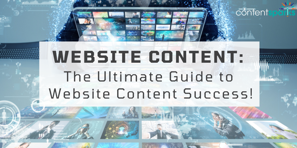 Blog Website Content
