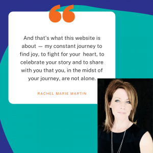 Rachel Martin from Blog to Book to Course