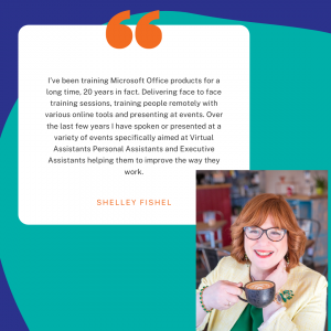 Shelley Fishel from Blog to Book to Course