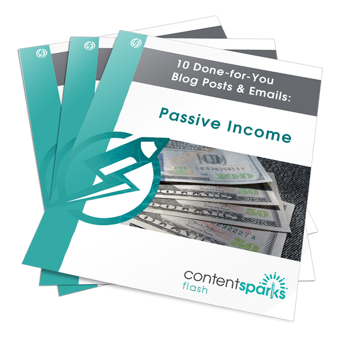 PassiveIncomeBlogPEmails Flash3D