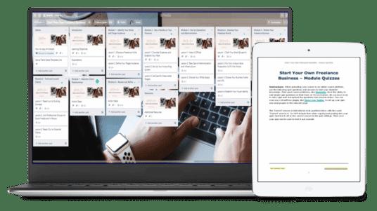 FreelanceBiz UpgradeCollage