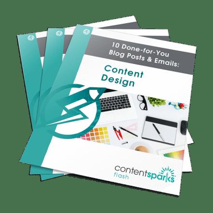 ContentDesign BlogPEmails3D