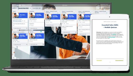 SalesSkillsEXPack SalesPageCollage