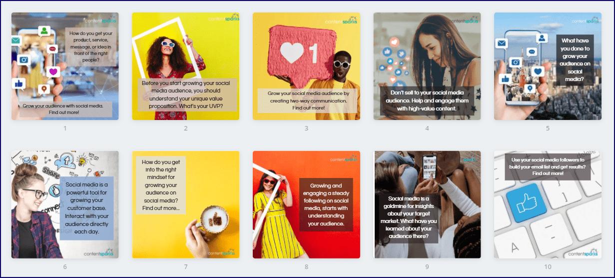 BuildAudience SocialMediaImages