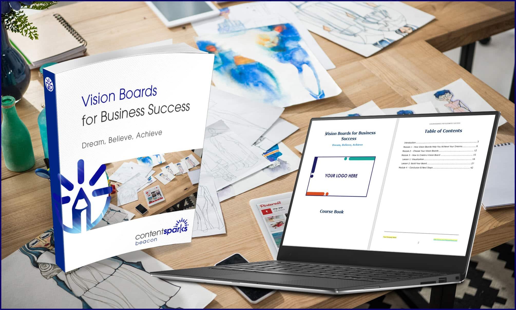 VisionBoards SalesPageCollage